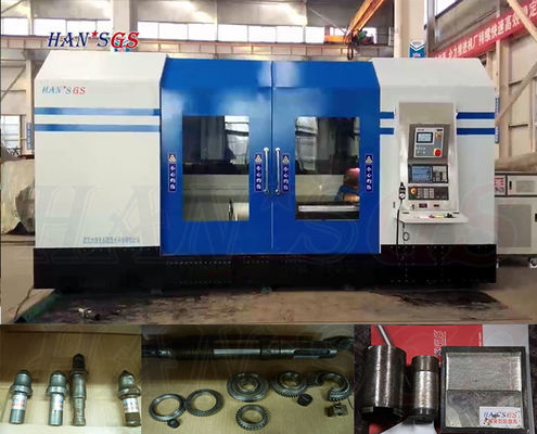 China superfície do laser do semicondutor 3000W que endurece-se com sistema de controlo do CNC fábrica